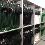 What Impact Does Efficient Athletic Storage Have on A Collegiate Program?