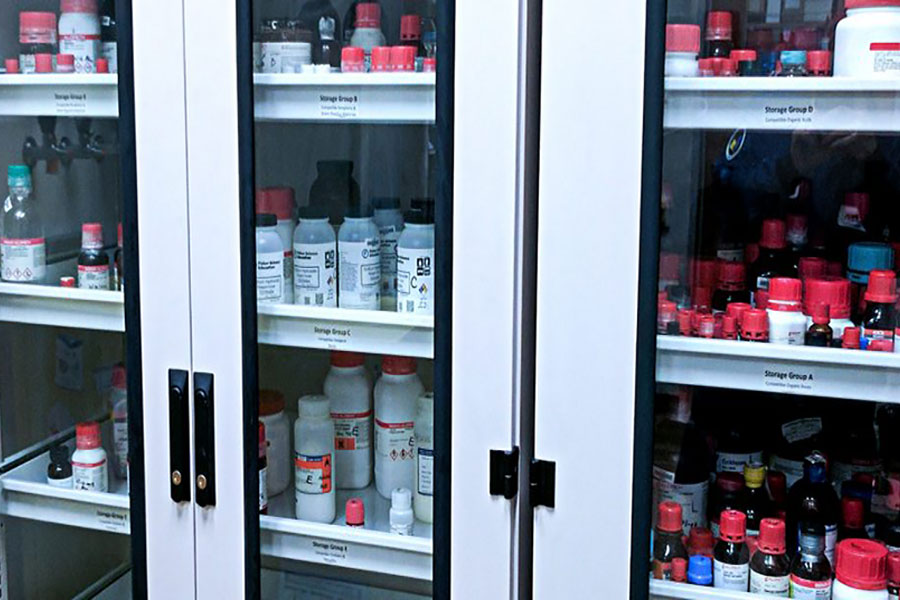 Storage for Medical Supply Rooms Custom Organization