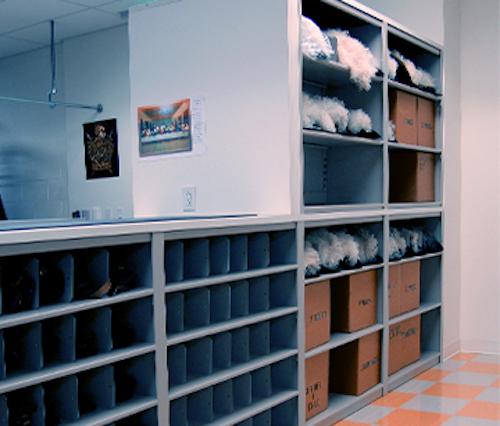scottish rite artifact storage